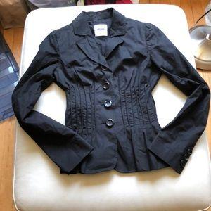 Moschino cheap and chic black jacket